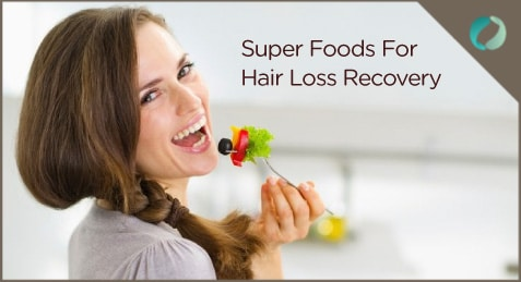 Super Foods For Hair Loss Recovery