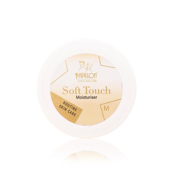 Soft touch Moisturizer back