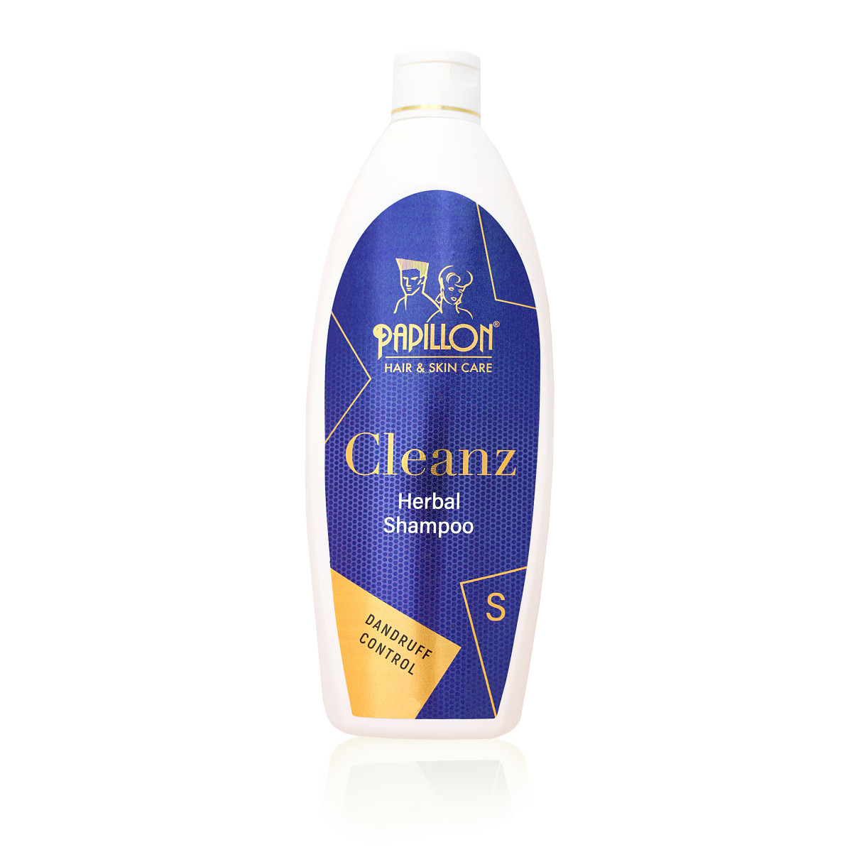 Cleanz Antidandruff Hair Shampoo 500ml- Large
