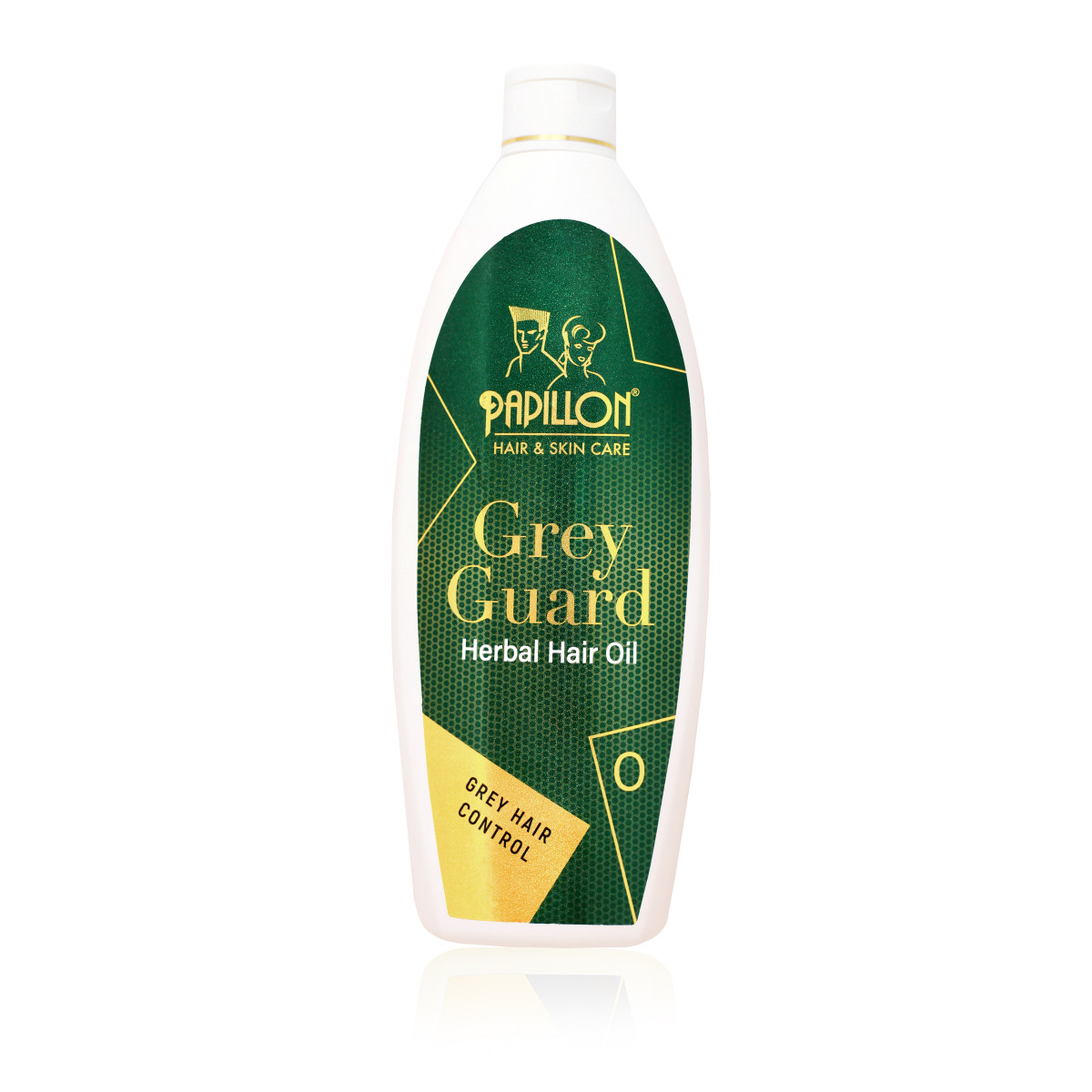 Grey Guard Herbal Hair Oil - Large